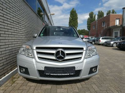 gebraucht Mercedes GLK200 GLK-KlasseCDI*LEDER*NAVI*XENON*TÜV*AHK