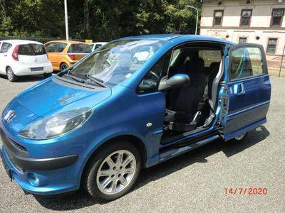 gebraucht Peugeot 1007 110 2-Tronic Premium