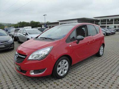 gebraucht Opel Meriva 1.4 Color Edition SITZHEIZUNG+PARKPILOT