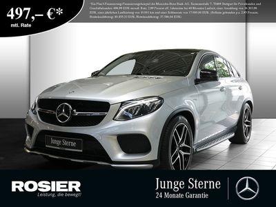 gebraucht Mercedes GLE43 AMG AMG Coupé Distr. LED Pano Navi Sound Abst