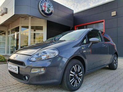 gebraucht Fiat Punto 1.2 8V Young II Klima Navigation