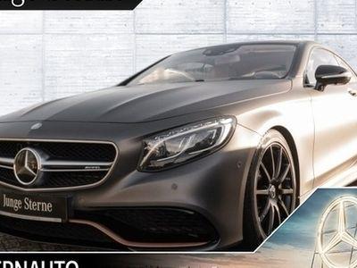 gebraucht Mercedes S63 AMG AMG Cp. 4M Automatik Panoramadach COMAND ILS