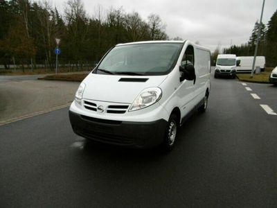 gebraucht Nissan Primastar dCi 115 L1H1 2,9t comfort