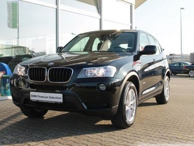 gebraucht BMW X3 xDrive20d (Klima Einparkhilfe el. Fenster)