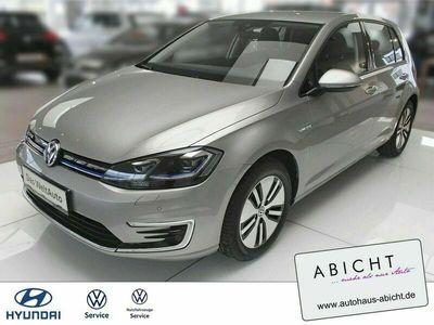 gebraucht VW e-Golf 100 kW NAVI LED ACC abzüg.5.000 € BAFA