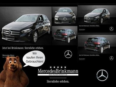 gebraucht Mercedes B200 d PROGRESSIVE/LED/SHZ/PARKTRONIC Klima