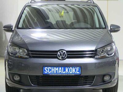 gebraucht VW Touran TDI2.0 DPF BMT COMFORTL AHK Navi Climatro