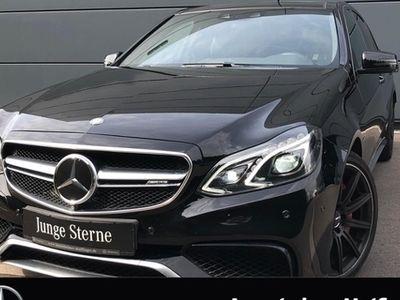 gebraucht Mercedes E63 AMG S 4matic **DriverŽs Package/Sitzklima