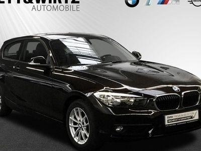 käytetty BMW 118 d Advantage Aut. 16''LM Temp. Sitzhzg. PDC