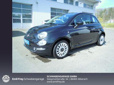 gebraucht Fiat 500 1.2 8V Start&Stopp Lounge*Navi*Glasdach*DAB
