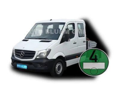 gebraucht Mercedes Sprinter 313 CDI DOKA Standhzg. KLIMA AHK