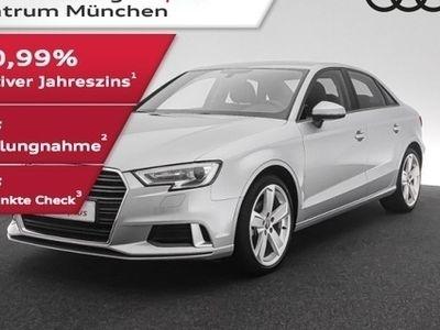 gebraucht Audi A3 Limousine Sport 1.5 TFSI Navi/PDC/SitzHzg