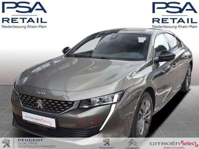 gebraucht Peugeot 508 BlueHDi 160 EAT8 Allure GT-Line *Full-LED*Keyl*PANO*360