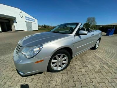 gebraucht Chrysler Sebring Cabriolet 2.7 V6 Limited Hard-Top autom.