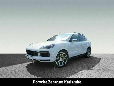gebraucht Porsche Cayenne E-Hybrid Clubleder Sportabgasanlage LED