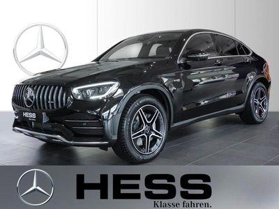 gebraucht Mercedes GLC43 AMG AMG 4MATIC Coupé Designo+Burmester