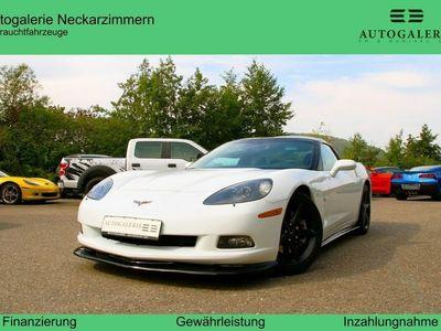gebraucht Corvette C6 Convertible 6.3l V8 Targa / 1 Hand / Leder / 36Tkm / Schalter