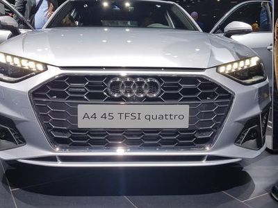 gebraucht Audi A4 S line MJ 2020/KLIMAAUT/LED 35 TDI S tronic 120 kW (163PS) 7-Gang S tronic, EURO 6d-TEMP-EVAP-ISC [3]
