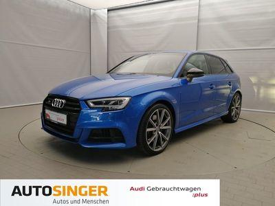gebraucht Audi S3 Sportback 2,0 TFSI qua S tronic *LED*VIRTUAL*MagneticRide*B&O*