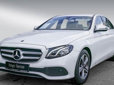 gebraucht Mercedes E200 Avantgarde/LED/Navi/Cam/Park-A/Spiegel-P