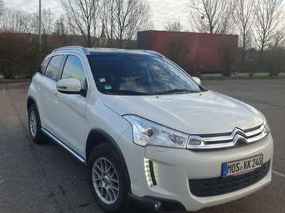 gebraucht Citroën C4 Aircross e-HDi 115 Stop& Start 4WD Selection