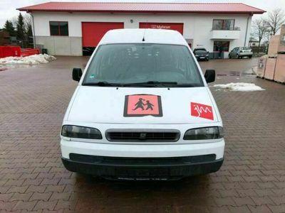 gebraucht Fiat Scudo 1.9 D Kombi 9-Sitzer als Van/Kleinbus in Aulendorf