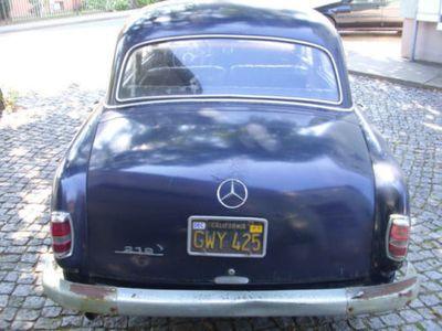 gebraucht Mercedes 219 PONTONW105 US IMPORT