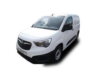 gebraucht Opel Combo Cargo 1.5 D Selec Klima Radio Holz 6d-Tem