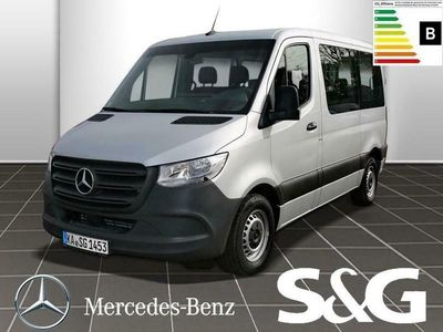 gebraucht Mercedes Sprinter 214 CDI Kombi Kompakt NAVI
