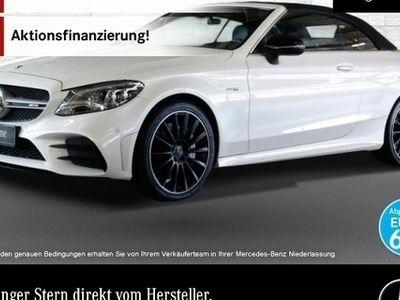 gebraucht Mercedes C43 AMG AMG 4M Cab. FACELIFT designo PerfAbg COMAND