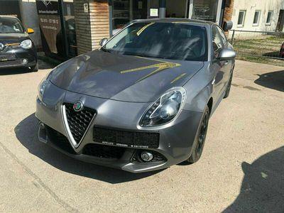 gebraucht Alfa Romeo Giulietta Super 1,4 TB Sportpaket NAVI DAB