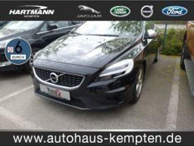 gebraucht Volvo V40 D4 Momentum (Navi LED Klima Einparkhilfe el. Fenst