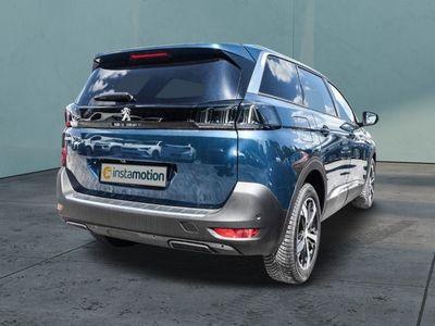 gebraucht Peugeot 5008 5008Allure Pack*EAT8*7-Sitzer*Grip Control* Leder LED Navi Keyless Parklenkass. Rückfahrkam.
