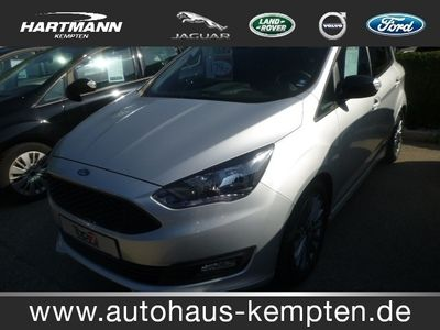 gebraucht Ford C-MAX 1.0 EcoBoost Sport StartStopp EURO 6d-TEMP