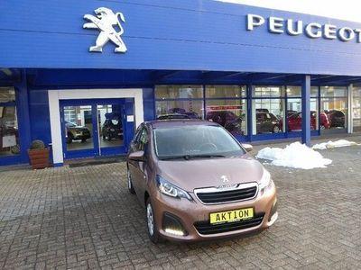 gebraucht Peugeot 108 Active 5-türig Start Stop