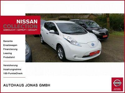 gebraucht Nissan Leaf Acenta, 30 kWh, WinterPaket, inkl. Akku