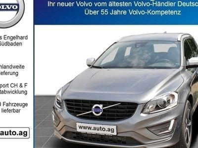 gebraucht Volvo XC60 T5 AWD R-DESIGN AUT AHK STHZ SELEKT