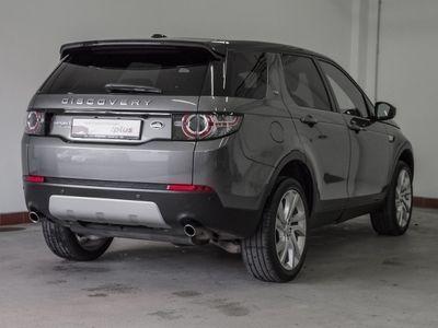gebraucht Land Rover Discovery Sport 2.2 HSE Panorama Navi, Xenon Allrad Leder