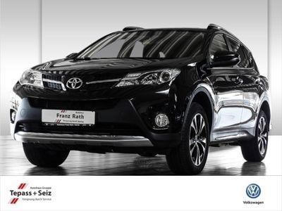 gebraucht Toyota RAV4 2.2 D-4D DPF Edition S 4x4 Smart Key Klima AHK