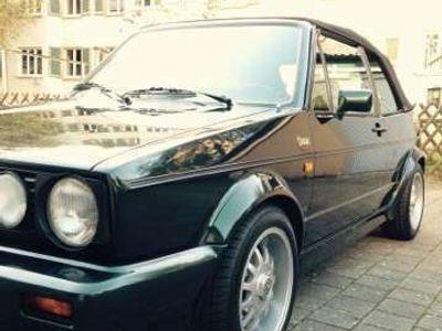 gebraucht VW Golf Cabriolet Cabrio Classicline