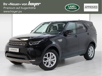 gebraucht Land Rover Discovery SD4 SE GSD LED RFK Skyview