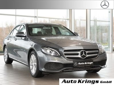gebraucht Mercedes E350 Avantgard/Widescreen/AHK/Comand/Airmatic