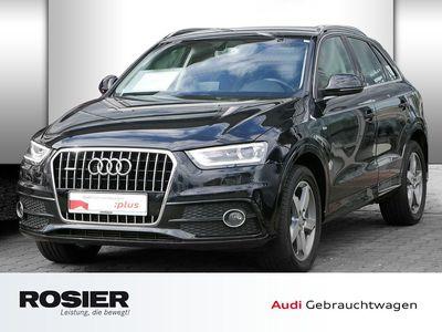 gebraucht Audi Q3 2.0 TFSI S line quattro AHK Xenon Navi Keyles