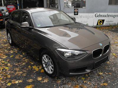 gebraucht BMW 116 d ** Automatik * Klima * Tempomat **