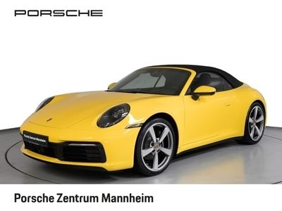 gebraucht Porsche 911 Carrera 4 Cabriolet 992 BOSE Sportabgas SportChrono