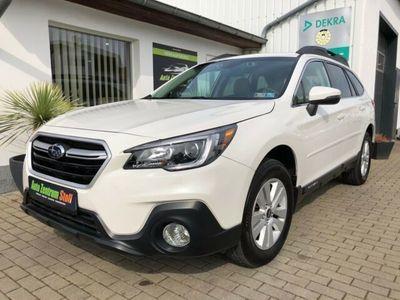 gebraucht Subaru Outback 2,5 AWD / EyeSight / Leder/Apple CarPlay