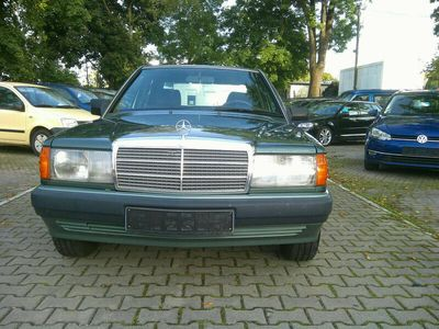gebraucht Mercedes 190 D.2,0.Schiebedach.2 Hand.