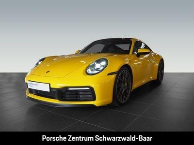 gebraucht Porsche 911 Carrera S 992 PCCB PDCC Sportfahrwerk LED