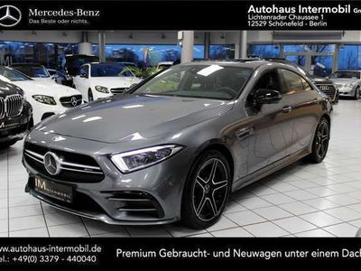 gebraucht Mercedes CLS53 AMG AMG 4MATIC+ *Widescreen*COMAND*PRE-SAFE+*