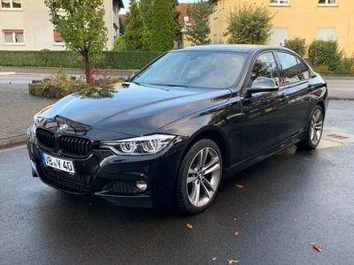 gebraucht BMW 318 3er M Sport // NAVI // GARANTIE // LED // SHZ